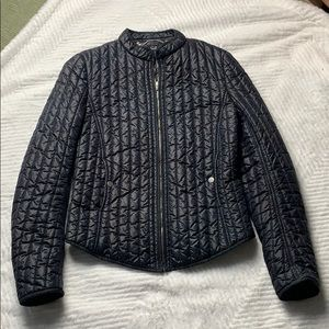 C.P. Company Black Quilted jacket